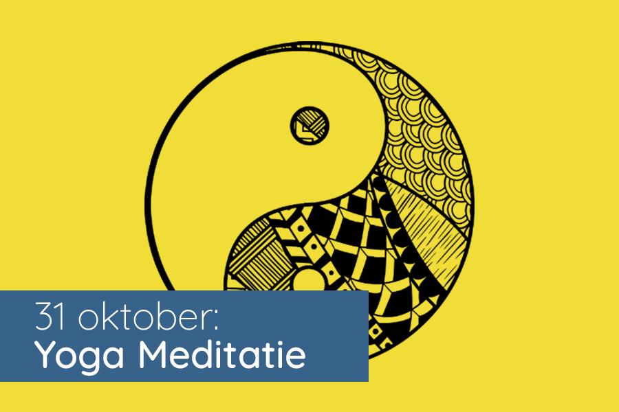 Yoga Meditatie sessie